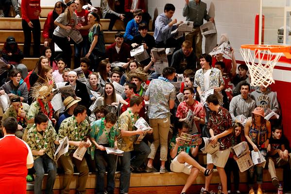 Boys Varsity Hoops<br /> OHS vs DSM Hoover
