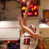 RACHEL LEATHE/ THE COURIER<br /> <br /> 021716 Class 5A Regional Quarterfinals: Ottumwa girls hoops v. Burlington