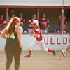 Ottumwa, IA July 9, 2015--Ottumwa High School Softball vs Des Moines North High School. Photo by Dan L Vander Beek/Ottumwa Courier