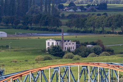 Zicht vanaf de Walburgtoren