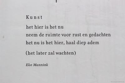Kunst, Eke Mannink