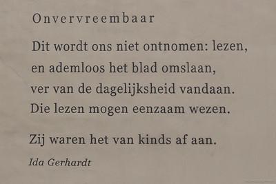 Onvervreem(d)baar, Ida Gerhardt