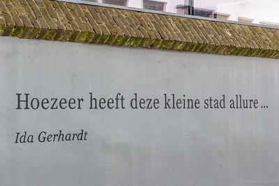 Hoezeer..., Ida Gerhardt