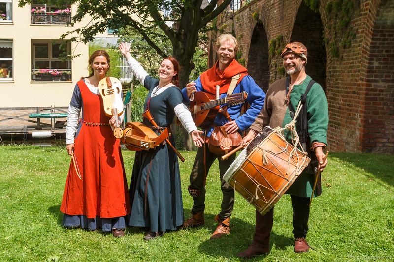 Middeleeuwse muziek