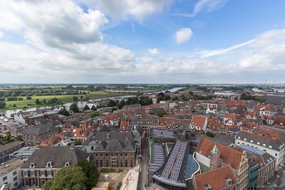 De IJssel stroomafwaards