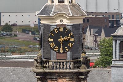 De tijd volgens de Wijnhuistoren