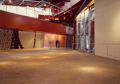 Groningen, Groninger Museum. Space