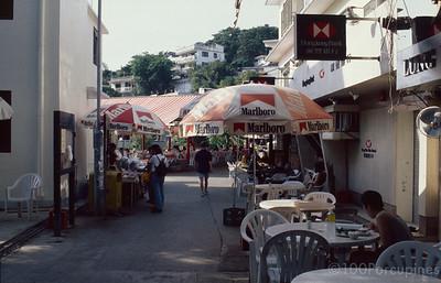 Lamma Island Main Street