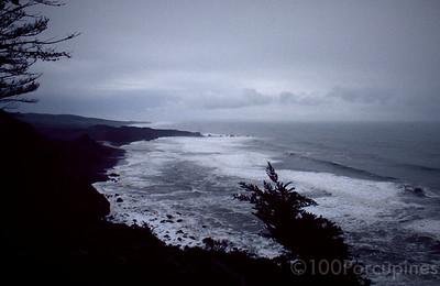 California Coast Storms