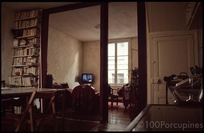 Paris. St Ouen. Millennium.