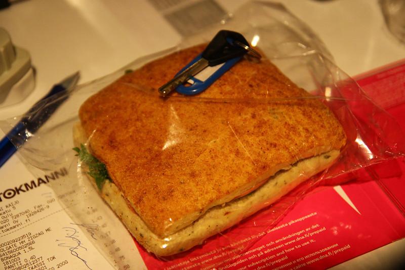 Mega bread.