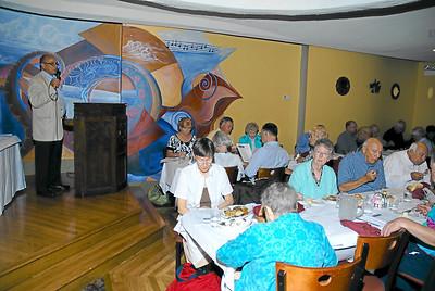 June 23 SURS luncheon at Parthenon