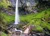 Elowah Falls, Columbia Gorge