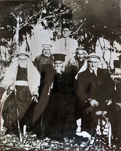 Khoury and Shihadeh family 1939