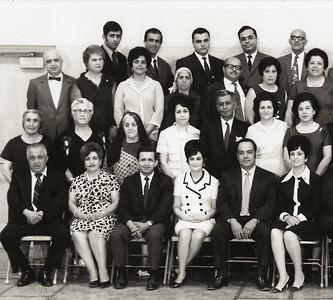 San Diego Ramallah Club in the 1970s