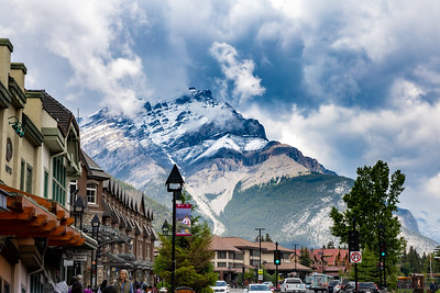 Town of Banff, Canada