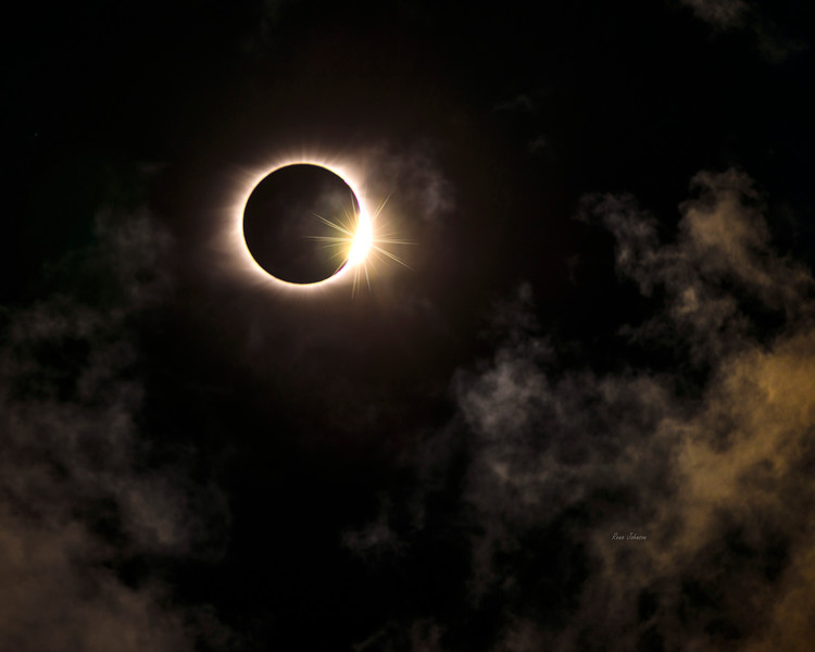 """""""Totality"""" Total Solar Eclipse 8-21-17"""