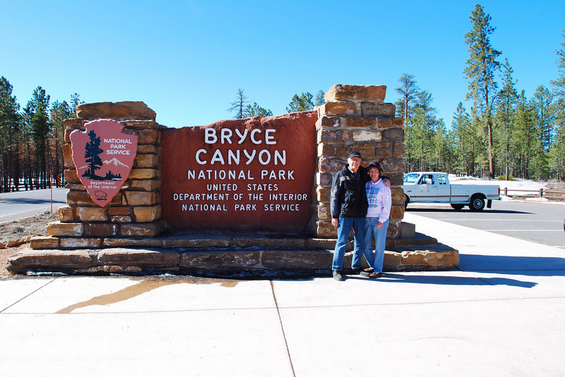 Fred & Ruby - Bryce Canyon Ut.