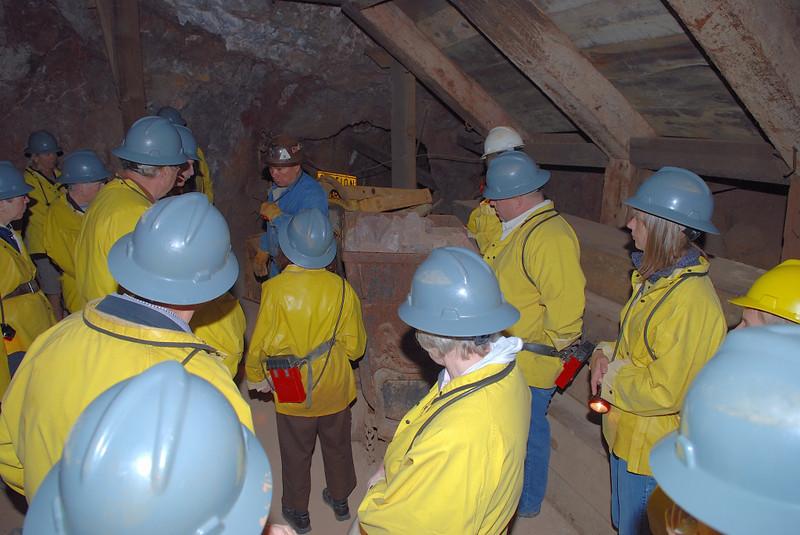 Queen Mine - Bisbee, Az