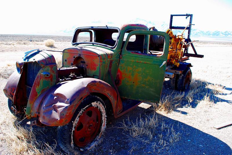 Near Currie Nevada