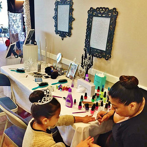 A Diva Beauty Station is always an option!