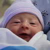 Photo taken on the day Joshua was born: Monday April 10th, 2006