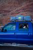 Scouting Out Camp - Utah Desert - Photo by Pat Bonish