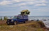 In All our travels around North America, I'd have to say this spot on Lake Superior is at the top of the list - U P  Overland - Photo by Pat Bonish