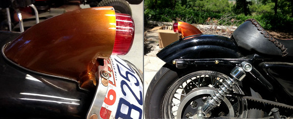 My brass & copper, part 1 of 2 (long) - The Sportster and