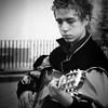 Playing Guitar in Guanajuato