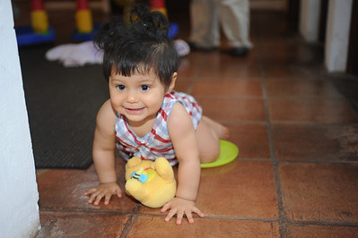 Julia's first July 4