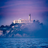 Alcatraz in the Morning Fog - March 10, 2018 - Editorial