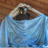 """5H-45108-BBLU  45""""x108"""" 5mm Habotai Standard Silk Veil: Baby Blues  Check out our <a href=""""http://mivasecure.abac.com/fairycove/merchant.mvc?Screen=PROD&Store_Code=FCS&Product_Code=5H-45108-BBLU&Category_Code="""">website</a> for pricing!"""