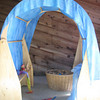 """8H-54108-BBLU  54""""x108"""" 8mm Habotai Extra Large Jumbo Silk Play Canopy: Baby Blues  Check out our <a href=""""http://mivasecure.abac.com/fairycove/merchant.mvc?Screen=PROD&Store_Code=FCS&Product_Code=8HC-54108-BBLU&Category_Code="""">website</a> for pricing!"""