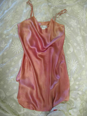 "18S-CHEM-MORNS  18mm Satin Charmeuse Chemise: Morning Sunrise  Check out our <a href=""http://mivasecure.abac.com/fairycove/merchant.mvc?Screen=PROD&Store_Code=FCS&Product_Code=18S-CHEM-MORNS&Category_Code="">website</a> for pricing!"