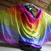 """5H-45108-RAIN  45""""x108"""" 5mm Habotai Standard Silk Veil: Classic Rainbow  Check out our <a href=""""http://mivasecure.abac.com/fairycove/merchant.mvc?Screen=PROD&Store_Code=FCS&Product_Code=5H-45108-RAIN&Category_Code="""">website</a> for pricing!"""
