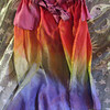 """CP-S-RAIN  Small Child's Silk Cape: Classic Rainbow  Check out our <a href=""""http://mivasecure.abac.com/fairycove/merchant.mvc?Screen=PROD&Store_Code=FCS&Product_Code=CP-S-RAIN&Category_Code="""">website</a> for pricing!"""