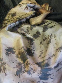 """5H-45108-ANIMPRNT  45""""x108"""" 5mm Habotai Standard Silk Veil: Animal Print  Check out our <a href=""""http://mivasecure.abac.com/fairycove/merchant.mvc?Screen=PROD&Store_Code=FCS&Product_Code=5H-45108-ANIMPRNT&Category_Code="""">website</a> for pricing!"""