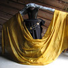 "5H-45108-GOLD  45""x108"" 5mm Habotai Standard Silk Cape: Gold  Check out our <a href=""http://mivasecure.abac.com/fairycove/merchant.mvc?Screen=PROD&Store_Code=FCS&Product_Code=5H-45108-GOLD&Category_Code="">website</a> for pricing!"