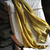 "2080CH-GOLD  20""x80"" Gold Silk Chiffon Scarf with Satin Trimming  Check out our <a href=""http://mivasecure.abac.com/fairycove/merchant.mvc?Screen=PROD&Store_Code=FCS&Product_Code=2080CH-GOLD&Category_Code="">website</a> for pricing!"