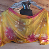 "5H-45108-AUTE  45""x108"" 5mm Habotai Standard Silk Veil: Autumn Equinox  Check out our <a href=""http://mivasecure.abac.com/fairycove/merchant.mvc?Screen=PROD&Store_Code=FCS&Product_Code=5H-45108-AUTE&Category_Code="">website</a> for pricing!"