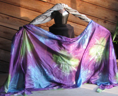 """5H-45108-SUMS  45""""x108"""" 5mm Habotai Standard Silk Veil: Summer Solstice  Check out our <a href=""""http://mivasecure.abac.com/fairycove/merchant.mvc?Screen=PROD&Store_Code=FCS&Product_Code=5H-45108-SUMS&Category_Code="""">website</a> for pricing!"""
