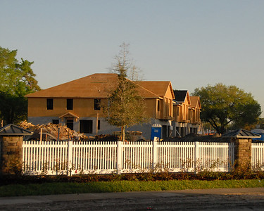 Well at least these townhomes will be fairly large.