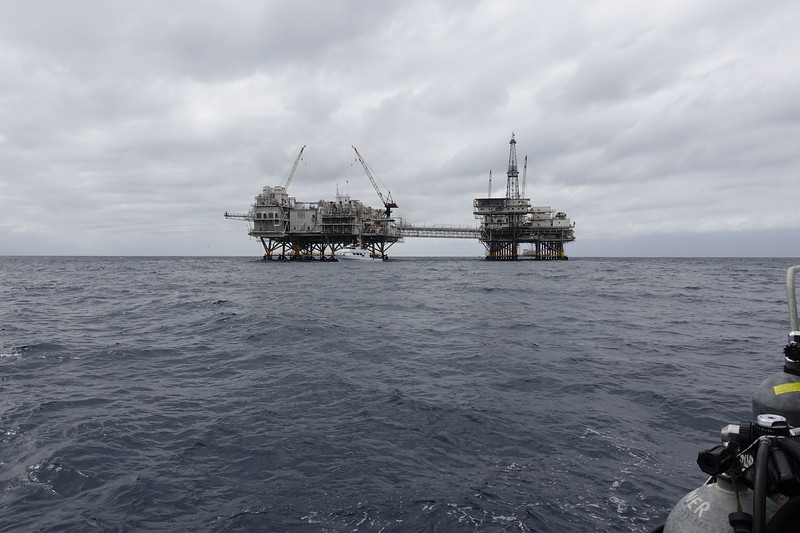 Elly & Ellen oil platforms
