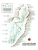 Catalina Island map