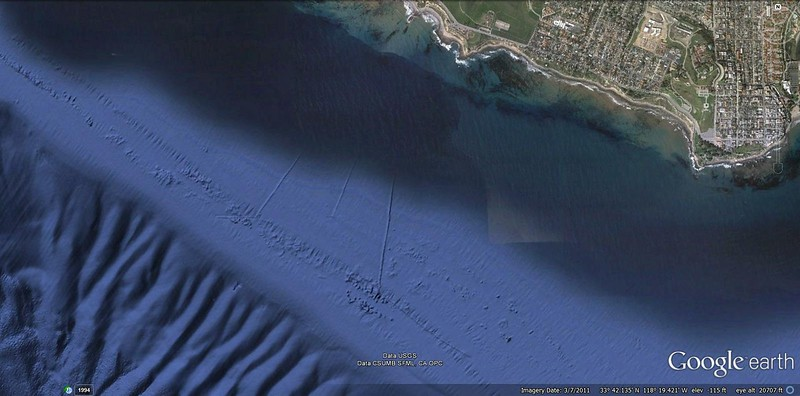 White Point Outfall Pipes