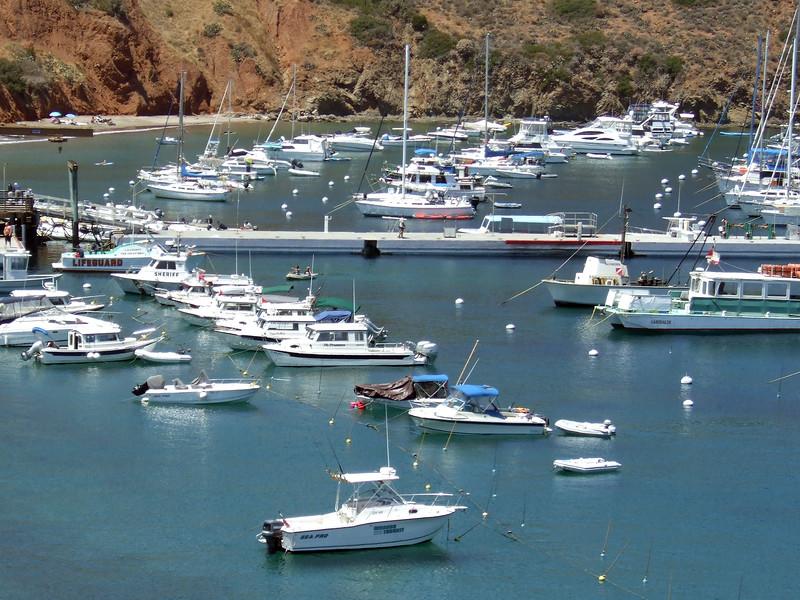 C-brats get together at Catalina Island
