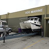 900 hr service at SOS Marine