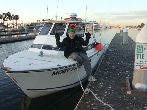 2009-12-29<br /> Captain Andy Saxon dance