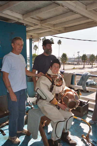2005-11-05<br /> Hardhat Day, College of Oceaneering, Wilmington, CA